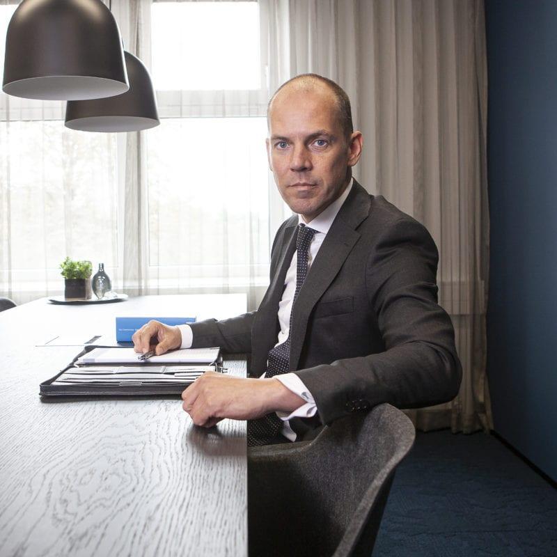 Advocaat Ondernemen Robbert Vriezen