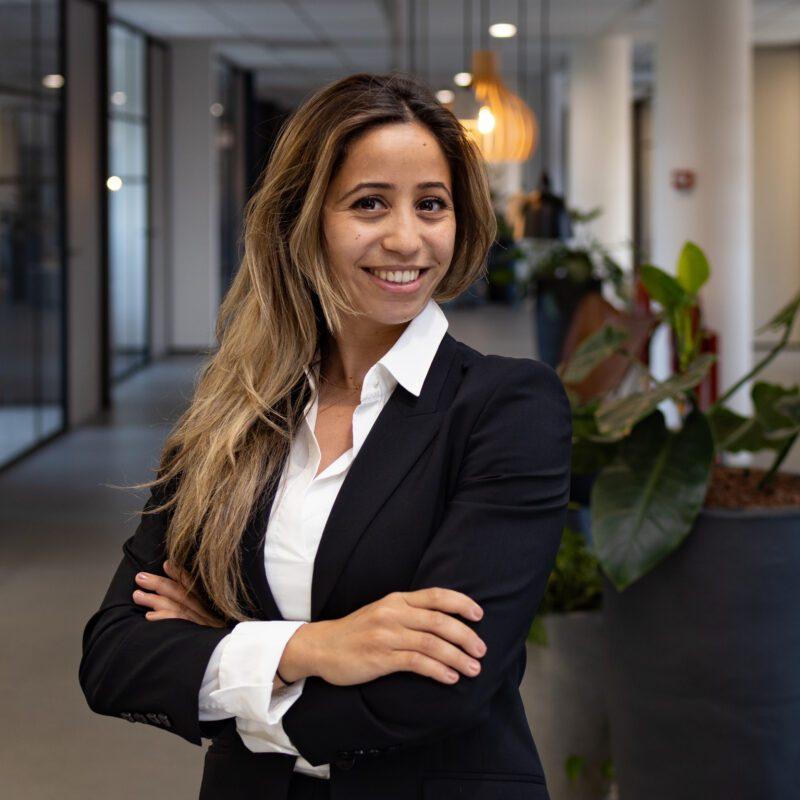 Sarah El Yaacoubi